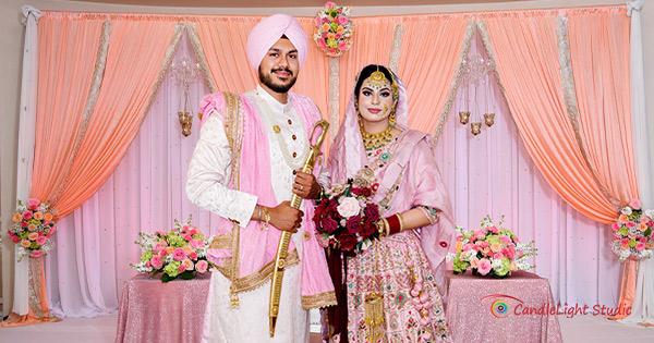 Indian Wedding Photographers New Jersey, NJ CandleLight Studio
