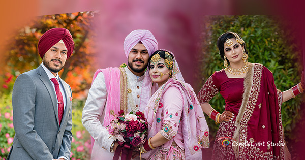 Affordable Sikh Punjabi Photographer Near Me   CandleLight Studio