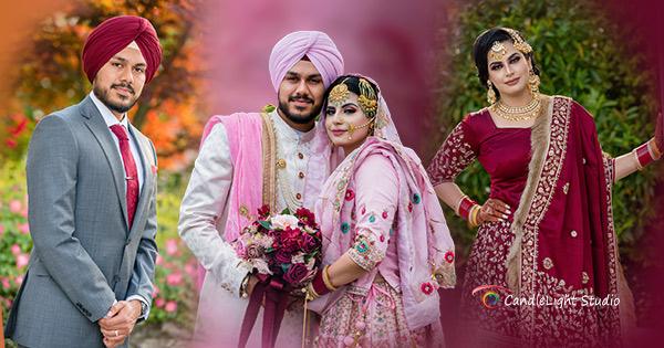 Punjabi Wedding Photography Near Me Captured Our Moments